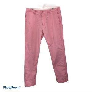 POLO RALPH LAUREN Cotton Chino Flat Front Pants